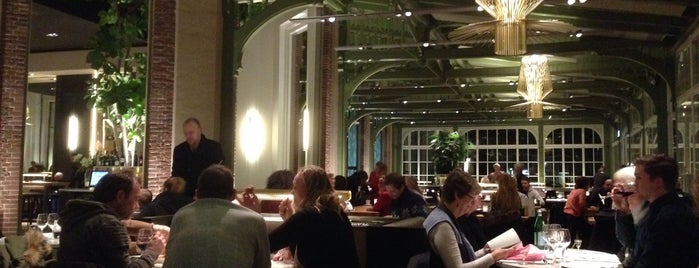 Café Restaurant De Plantage is one of Amsterdam.