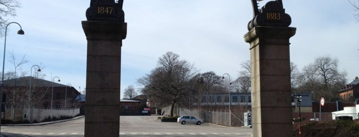 Carlsberg is one of Copenhagen.