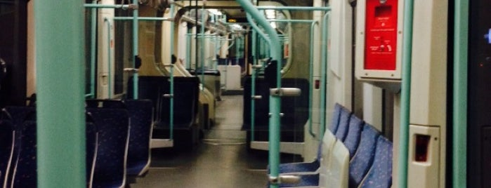 T1 - Tramvay Durakları