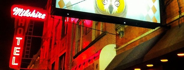 The Owl is one of 2013 Chicago Craft Beer Week venues.
