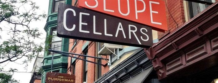 Slope Cellars is one of FOOD-SHOP.