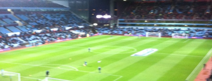 Holte End is one of Sporting Venues~Part 2....
