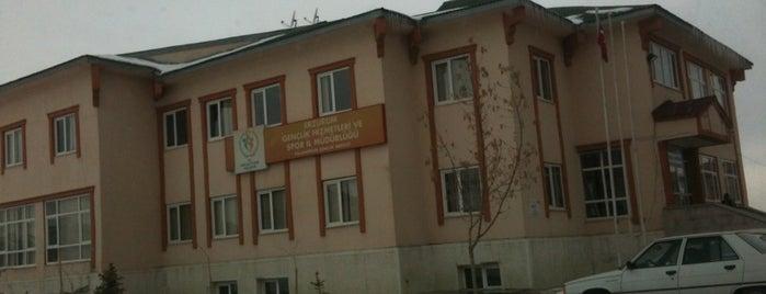 Palandöken Gençlik Merkezi is one of Erzurum.