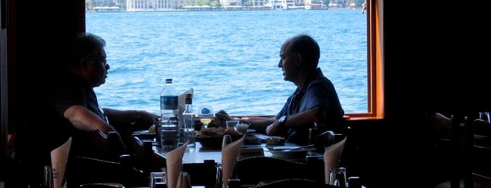 İsmet Baba Restaurant is one of Istanbul Eateries.