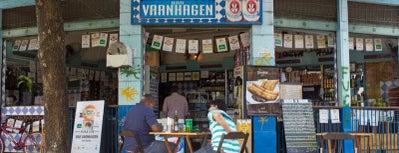 Bar Varnhagen is one of Rio's Best Bars & Eateries.