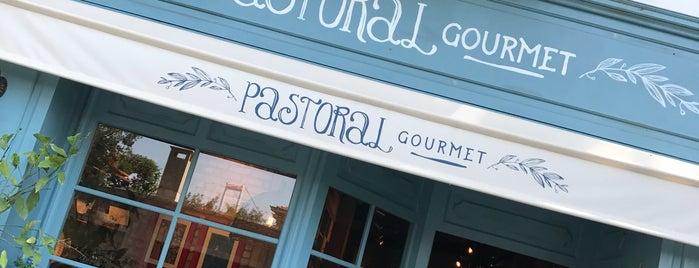 Pastoral Gourmet is one of HOMİNİ GIRTLAK.