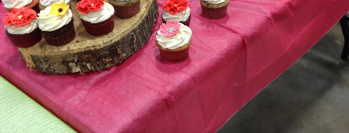 Sugary Creations is one of #CHAeats #4sq Specials.