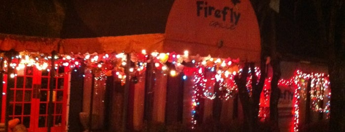 Firefly Grille is one of Places to eat.