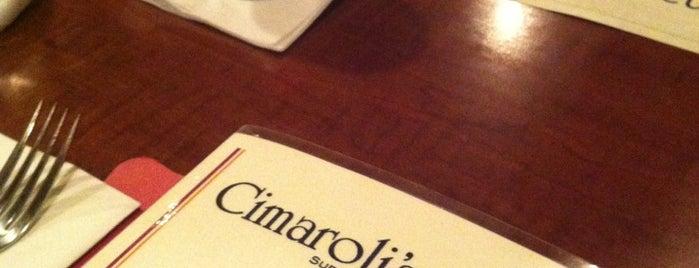 Cimaroli's Supper Club is one of Wisconsin Dells.
