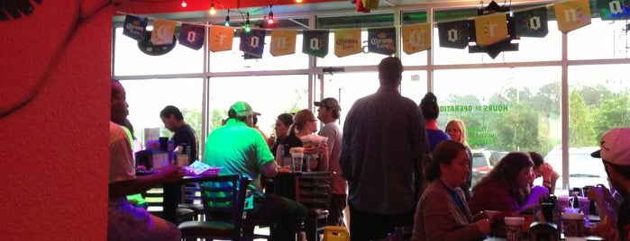 Tijuana Flats is one of The 15 Best Places for Burritos in Jacksonville.