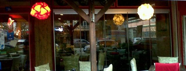Jack's Home is one of Konya'da Café ve Yemek Keyfi.