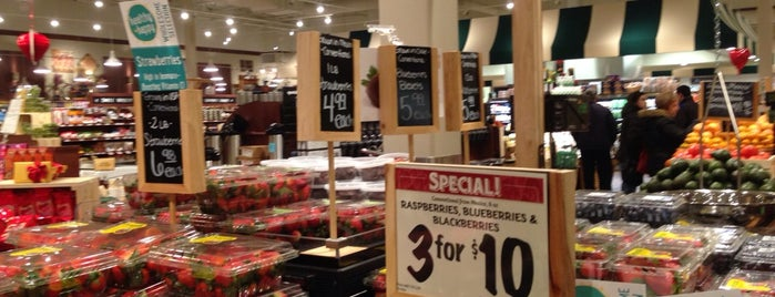 The Fresh Market is one of Shopping.
