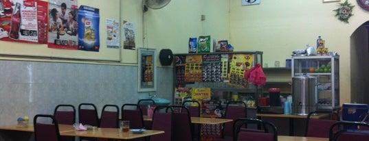 Restoran D.M. MOHAMED. Nasi Kandar is one of Makan @ Melaka/N9/Johor #15.