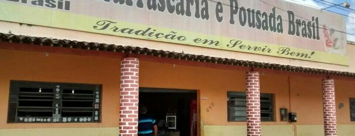 Churrascaria Brasil is one of Atendimento nota 10..