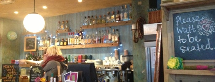 Cafe Chula is one of London.
