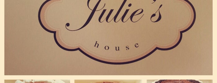 Julie's House is one of todo Gent.