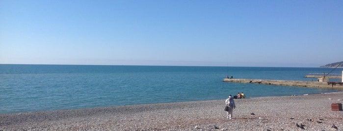 Пляж «Русалочка» is one of Сочинские места.