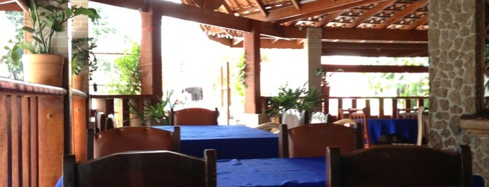 Parada Mineira is one of Restaurantes.