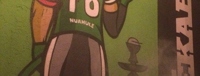 Nuahule Smoke is one of Питер.