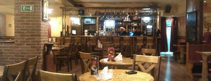 Beer House is one of Бары рестораны ночная жизнь.