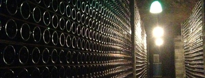 Schramsberg Vineyards is one of Napa.