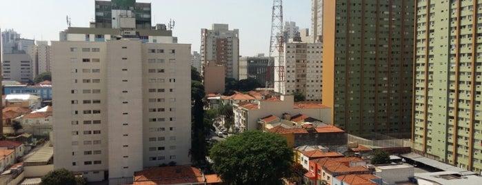 Vila Mariana is one of Sao-Paulo.