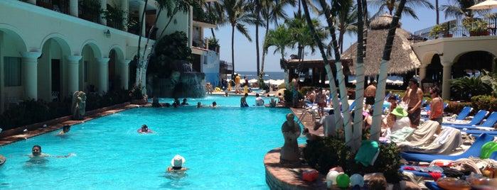 Hotel Playa Los Arcos is one of Puerto Vallarta Hotels.