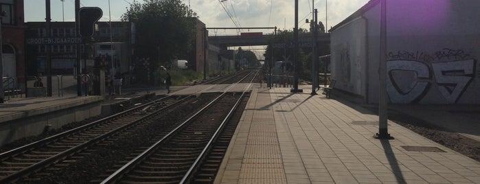 Station Groot-Bijgaarden is one of Bijna alle treinstations in Vlaanderen.