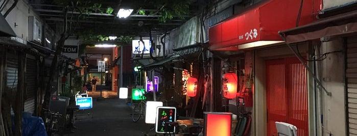 初音茶屋 is one of 東京の美味しいかき氷があるお店.