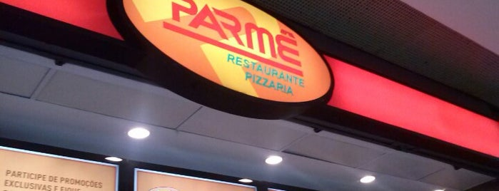 Parmê is one of Lugares bons para tortas.