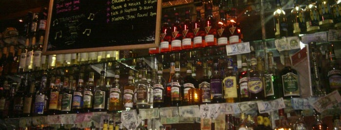O'Briens Irish Pub is one of NYC spots.