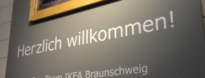 IKEA is one of Braunschweig - Places to be.