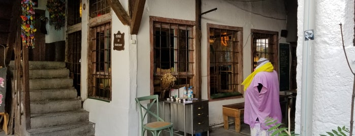Borges Kafe is one of Ankara'nın Kaliteli Mekanları.
