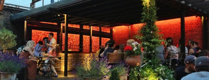 The Blind Beggar is one of London's Best Beer Gardens.