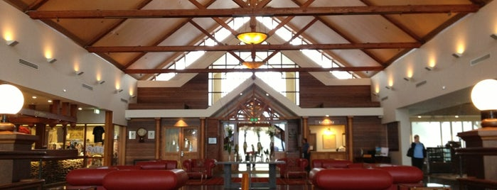 Fairmont Resort Blue Mountains is one of Hotels.