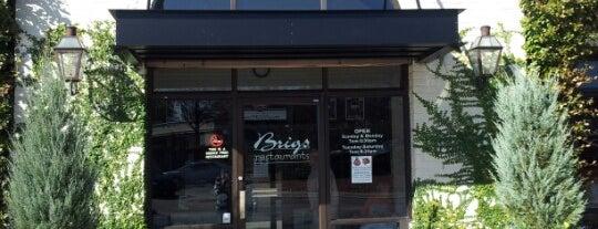 Brigs Great Beginnings Restaurant is one of 20 favorite restaurants.