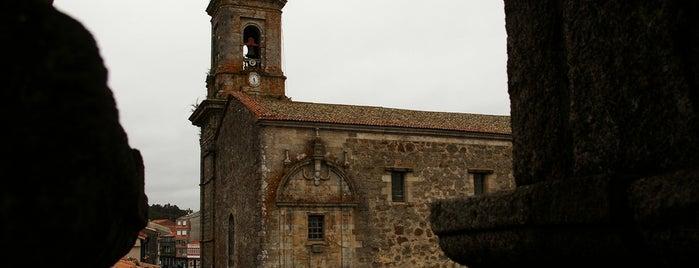 Melide is one of Concellos da Provincia da Coruña.