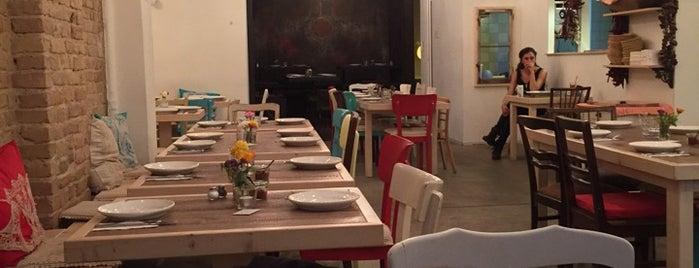 Osmans Töchter is one of Berlin für Foodies.