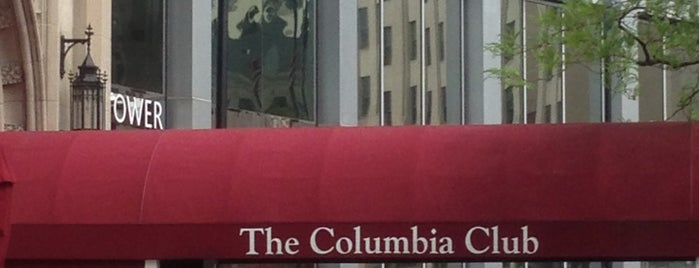 The Columbia Club is one of 300 Days of Indy.