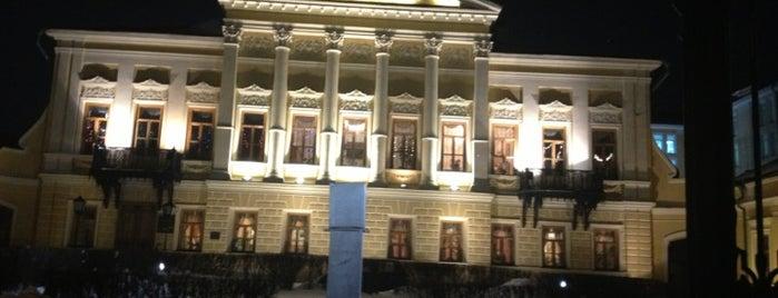 Библиотека №112 им. А.С. Пушкина is one of бауманка.