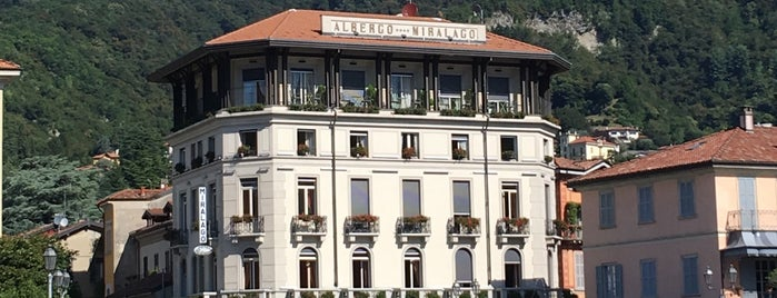 Hotel Miralago Cernobbio is one of Butik Otel.