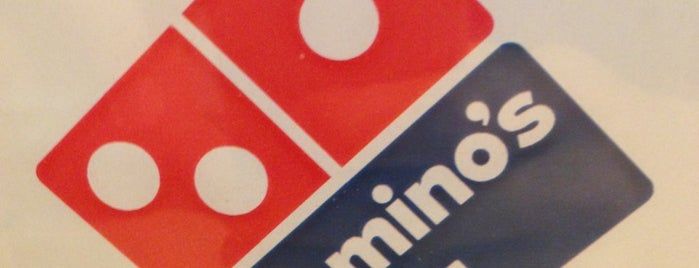 Domino's Pizza is one of Estive em:.