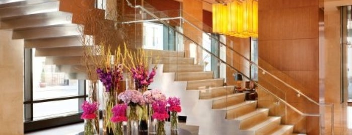 Four Seasons Hotel Denver is one of Hotels Round The World.