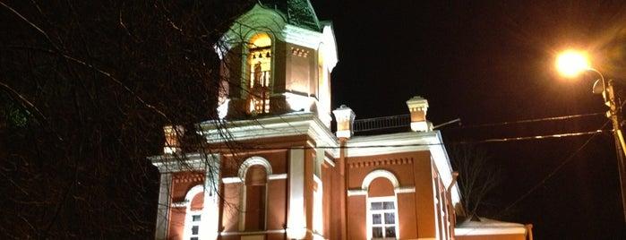 Храм Вознесения Господня is one of Beyond The Pines.