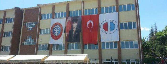 İktisadi ve İdari Bilimler Fakültesi is one of 주변장소5.