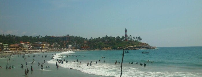 Kovalam Beach is one of Guide to Trivandrum's best spots.
