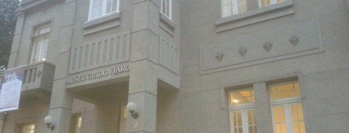 Museu Guido Viaro is one of Museus Curitiba.