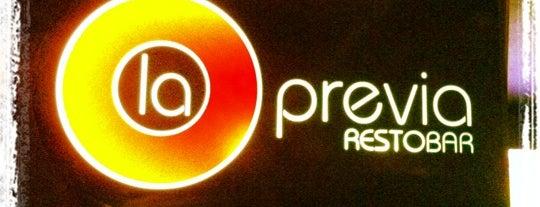 La Previa is one of Nightlife - Carrete.