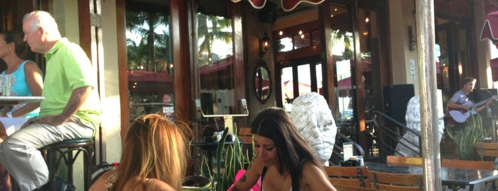 Van Dyke Cafe is one of Miami to-do.
