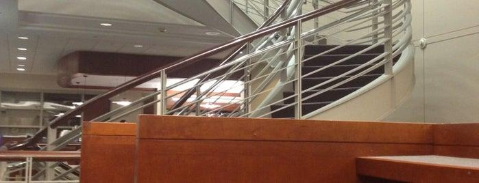 Pardee Library (Boston University School of Management) is one of Boston University.